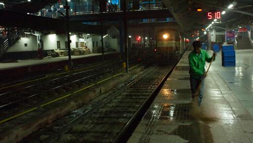 Suasana Rail Station
