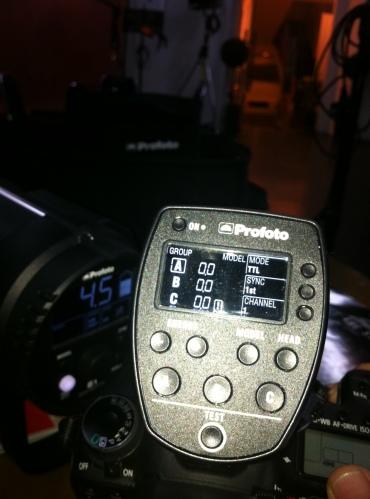 TTL Air Remote