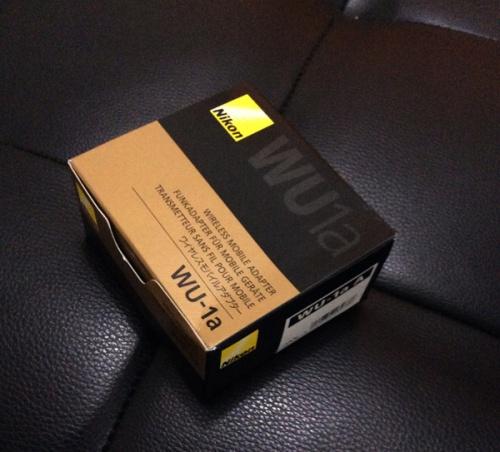 Box Nikon WU-1a