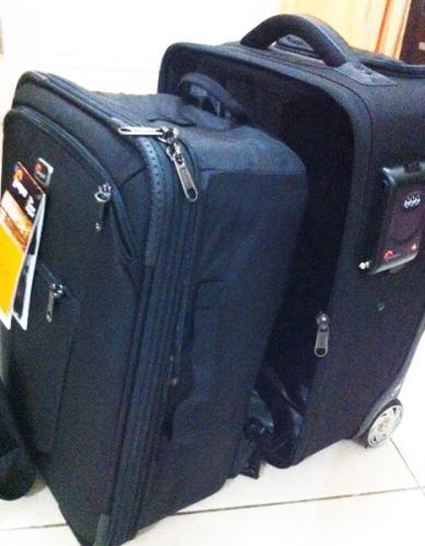 Dual Bags !!! Praktis