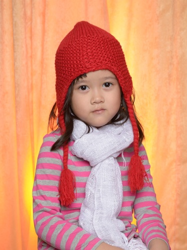 STUDIO FLASH + Fill in Orange dengan Setting WB Kelvin 5500