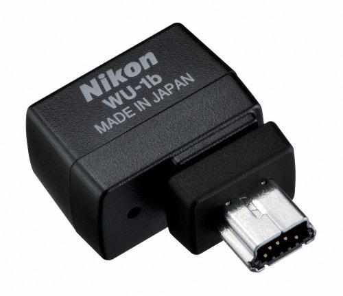 Nikon WU-1b (perhatikan Pin konektor yang berbeda dengan WU-1a)