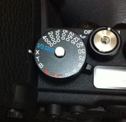 """Pada Button terdapat code """"X"""" sebagai X synchro speed"""