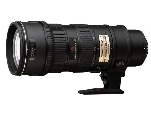 Nikon AFS 70-200 f/2.8 VR1
