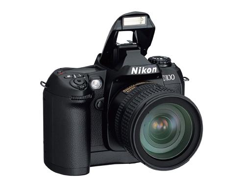 Generasi pertama Nikon D100