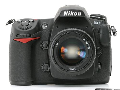 Generasi ketiga Nikon D300