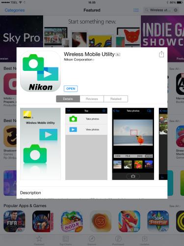 step 1 : download Apps di Ios atau di android