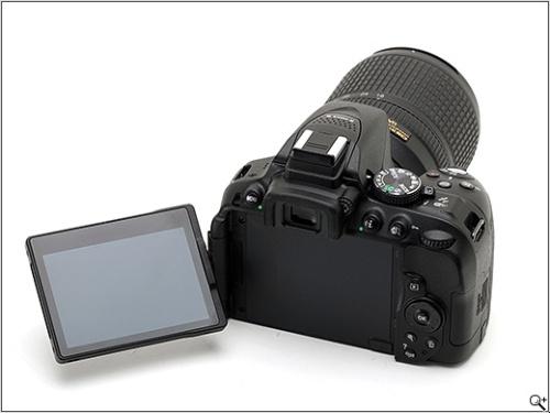flip Lcd pada Nikon D5300