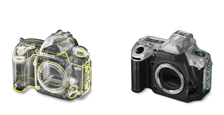Nikon D750 dengan weather sealing
